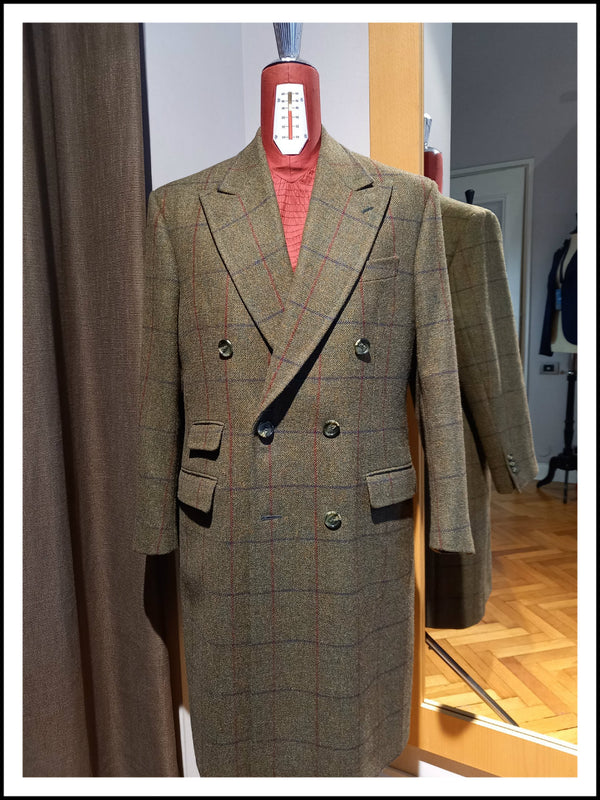 Cappotto Bespoke - TWEED RIVER