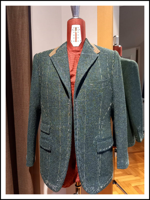 Giacca - HARRIS TWEED