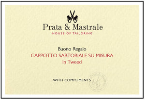 Gift Card - CAPPOTTO TWEED