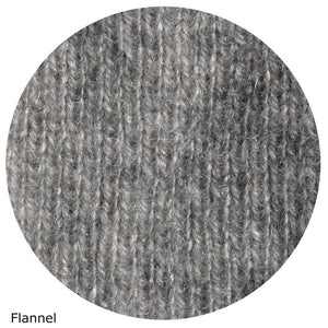 Girocollo in Cashmere (2 Ply) - CABLE KATE
