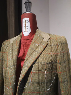 Giacca - TWEED CHECK