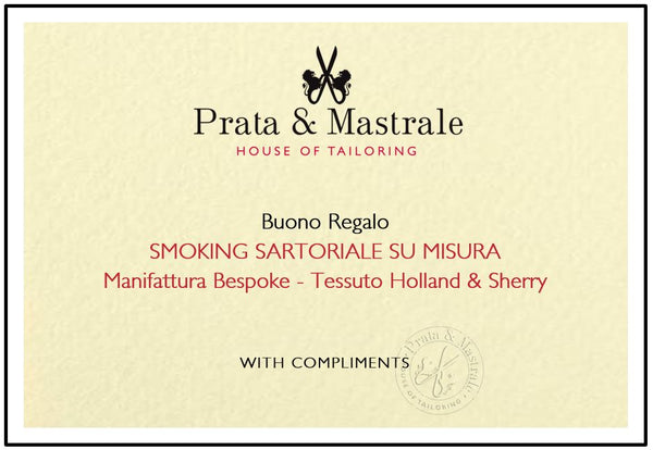 Gift Card - SMOKING BESPOKE H&S