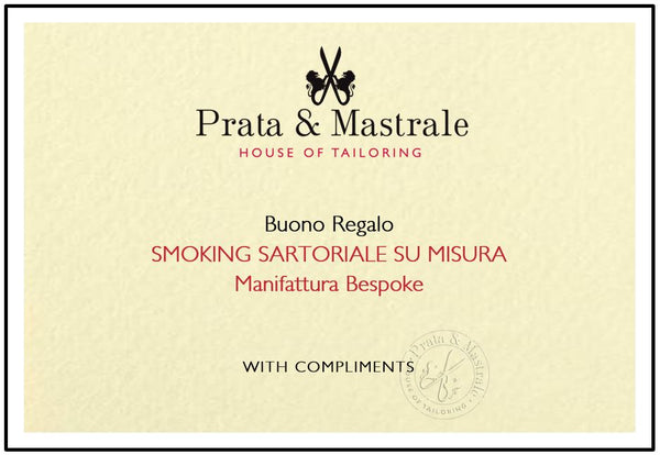 Gift Card - SMOKING BESPOKE