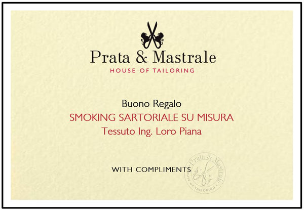 Gift Card - SMOKING LORO PIANA