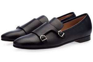 Scarpe - ODILON NAPPA BLACK LOAFERS