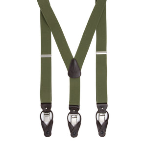 Bretelle Larghe - MILITARY GREEN