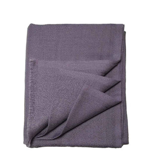 Sciarpa in Cashmere – WISTERIA DIAMOND