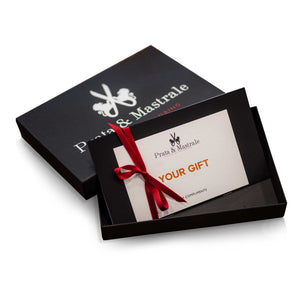 Gift Card - CAPPOTTO BESPOKE