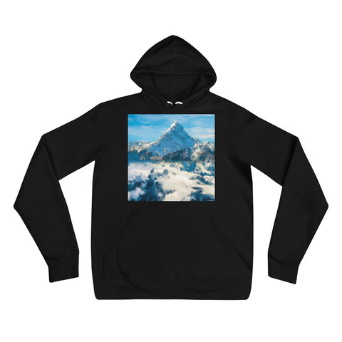 MOUNT EVEREST Unisex Hoodie - S-XL -3 Colors
