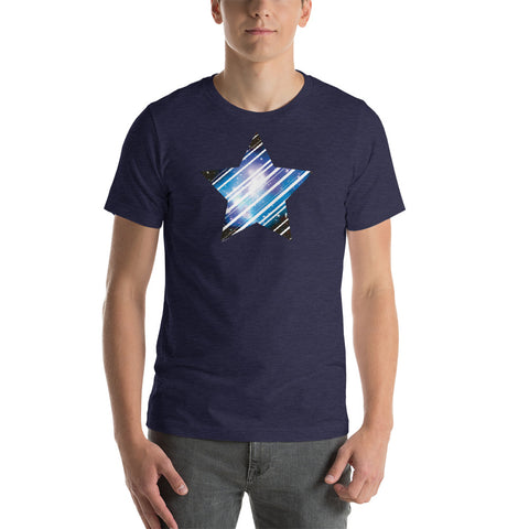GALAXY STAR Men's Short-Sleeve T-Shirt - Size S-XL - 15 Colors