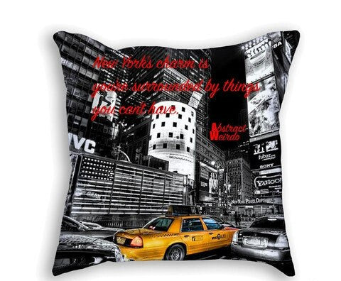 NYC Pillow - Holford soCiety Jordan T-shirt Tees