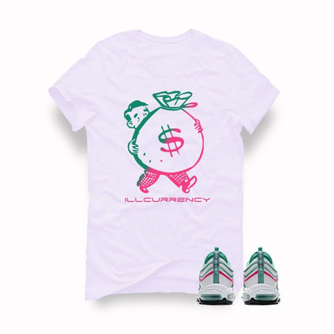 Air Max 97 South Beach White T (Get Da Bag) - Holford soCiety Jordan T-shirt Tees