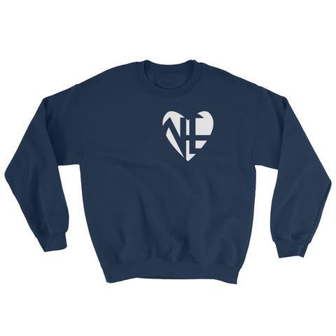 NE HEART Sweatshirt (LIVE EVERYDAY LIKE ITS YOUR BIRTHDAY) - Holford soCiety Jordan T-shirt Tees