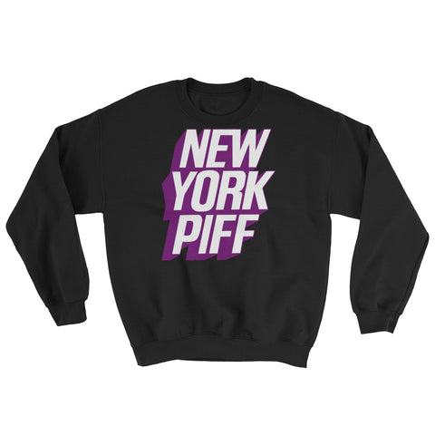 NEW YORK PIFF Sweatshirt PURPLE - Holford soCiety Jordan T-shirt Tees