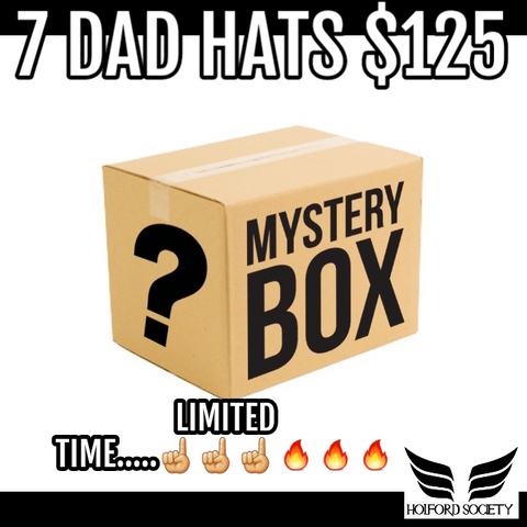 7 DAD HATS - Holford soCiety Jordan T-shirt Tees