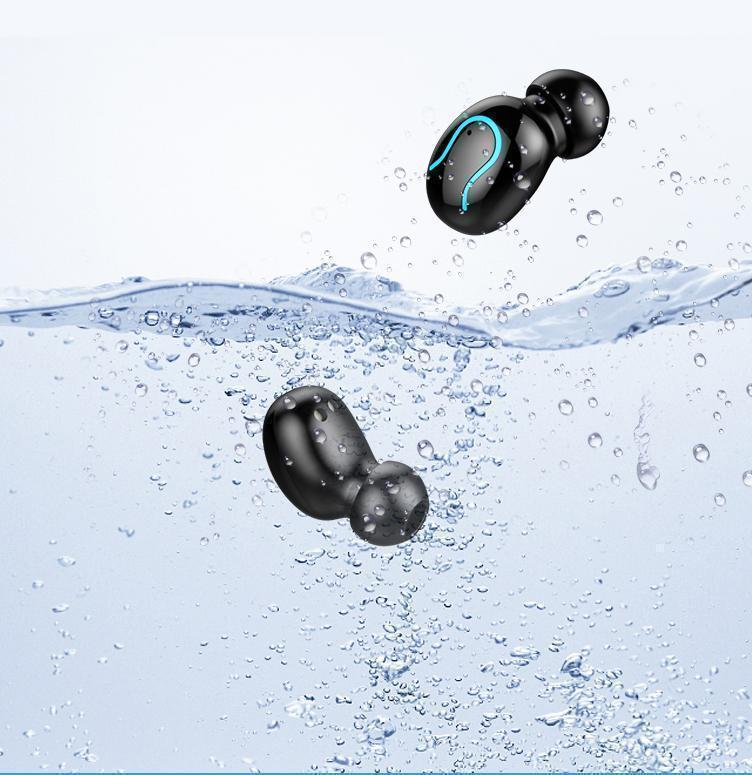 TWS-Q32 Waterproof Earbuds: Bluetooth 5 & 280h Battery