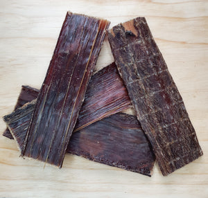 Beef Jerky Strips - Large Bag (8 Strips)
