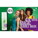 MyAloë | Magic Bubbel Masker Gezichtsreiniging Set