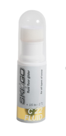 FLUORO FLUID GLIDE WAX  TOPCOATS C22 fluid
