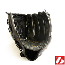 Load image into Gallery viewer, BGBA-3 Baseball Aluminium Junior (Kinder Set, für Anfänger, Einsteiger, 1 Schläger + 1 Handschuh + Ball  (BB-1  28, JL-110, BS-1)