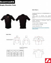 Load image into Gallery viewer, RSP-PRO 5 Trikot für Rugby