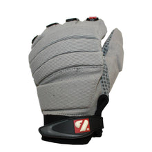 Load image into Gallery viewer, FLG-02 American Football Handschuhe Linemen, neue Passform OL,DL, grau