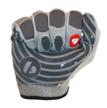 Load image into Gallery viewer, FRG-02 American Football Handschuhe Receiver, Empfänger fit, RE,DB,RB, grau