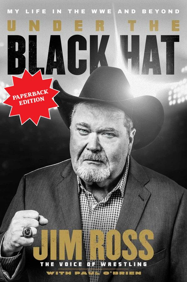 Under the Black Hat | Paperback Edition