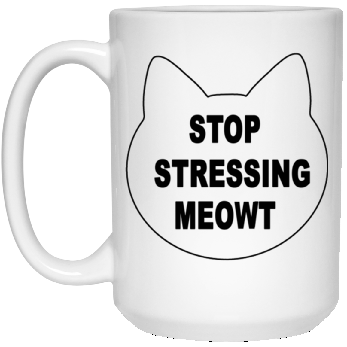 Stop Stressing Meowt