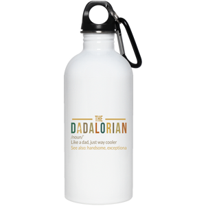 Dadalorian Stainless Steel Water Bottle