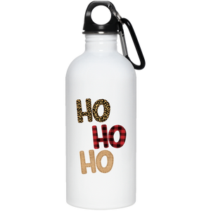 Ho Ho Ho Water Bottle
