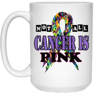 Not All Cancer Is Pink