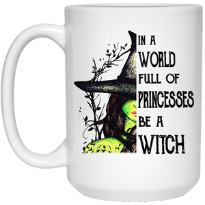 In a World Full of Princesses...Be a Witch