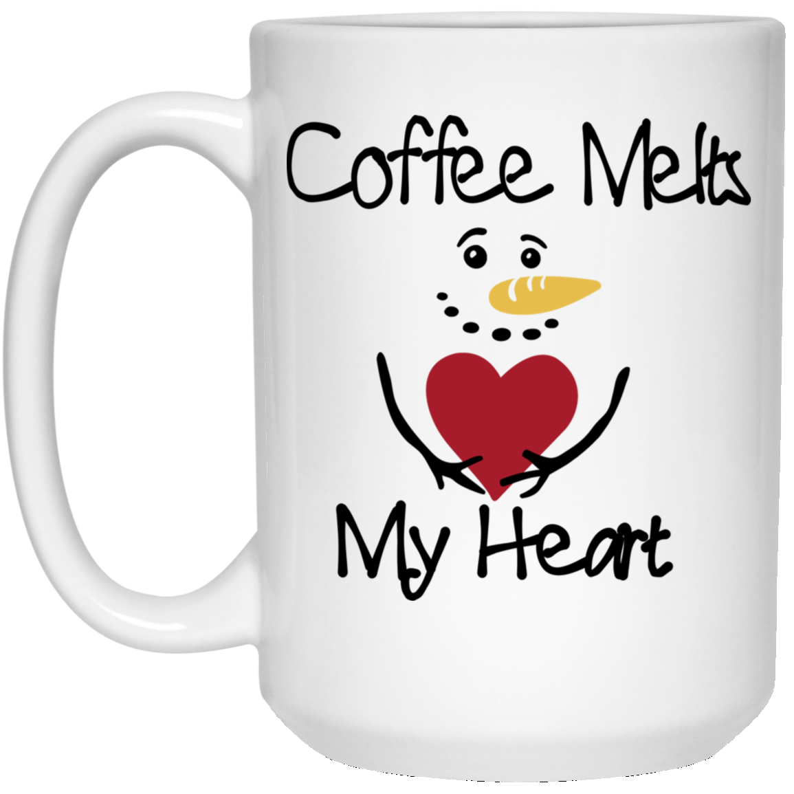 Coffee Melts My Heart