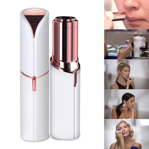 1pcs Facial Finishing Hair Remover Women Touch Flawless Painless Hair Epilators