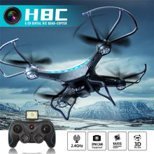 Load image into Gallery viewer, JJRC H8C RC Quadcopter Drones With HD Camera 2.4G 6-Axis CF Mode RC Helicopter Toys RTF with 5.0MP Camera Optional