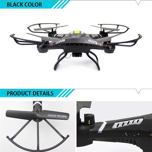 JJRC H8C RC Quadcopter Drones With HD Camera 2.4G 6-Axis CF Mode RC Helicopter Toys RTF with 5.0MP Camera Optional