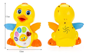 Babies Flaping Singing Duck toy