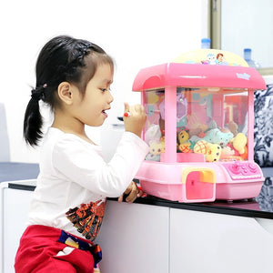 unicorn doll house 12 Mini Mickey Music Doll Rechargeable Electronic Catch DIY Doll Machine Stuffed Mnimals Baby Toys Lol Dolls