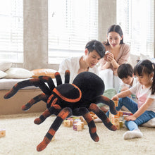 Load image into Gallery viewer, Wall Climbing Spider Remote Control Toys Infrared RC Tarantula Kid Gift Toy Simulation Furry Electronic Spider Toy For Kids Boy