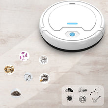 Load image into Gallery viewer, Auto Smart Sweeping Robot Automatic Cleaner For HomeVacuum Cleaning FloorDirt Dust Hair Electric Rechargeable Cleaners mop PTCS