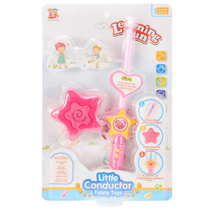 RCtown Little Conductor Musical Baton Toy Learning Toys for Children