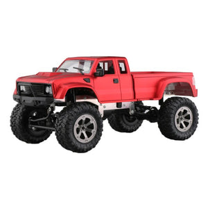 Remote Control RC Truck 2.4G 4WD Off-Road RC Military Truck Climber Crawler Remote Control with Front Light