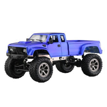Load image into Gallery viewer, Remote Control RC Truck 2.4G 4WD Off-Road RC Military Truck Climber Crawler Remote Control with Front Light