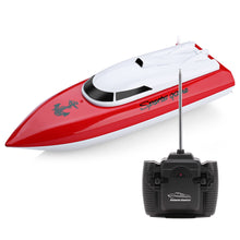 Load image into Gallery viewer, Remote Control Speed Racing Boat For Children