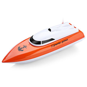 Remote Control Speed Racing Boat For Children