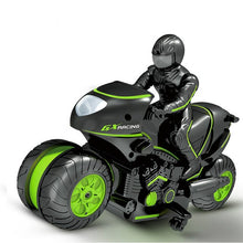 Load image into Gallery viewer, Stunt Driver RC electric Bike
