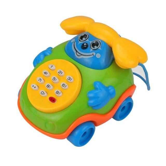 Babies Cartoon Play-A-Long Phone Toy