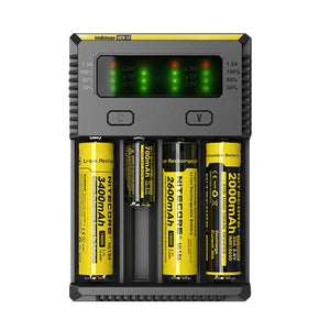 Nitecore Intellicharger I4 - Batteri oplader
