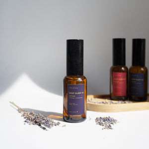 Lavender + Sandalwood Pillow Mist